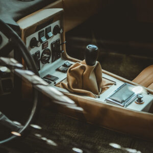 Vintage Gearbox