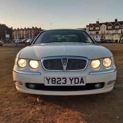 2001 Rover 75 CONNOISSEUR V6